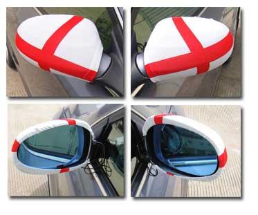 Car Mirror Flags